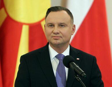 Andrzej Duda potwierdził. Będzie startował w wyborach