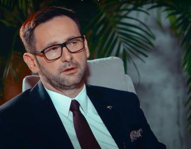 Daniel Obajtek o życiu z zespołem Tourette'a: Ta choroba mnie wzmocniła