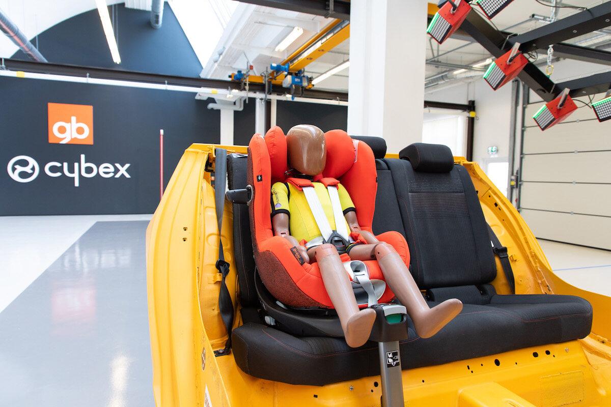 Centrum testowe CYBEX Otwarcie Centrum testowego Cybex