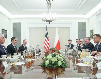Godzina w Belwederze. Czego dotyczyła rozmowa prezydenta Andrzeja Dudy i...