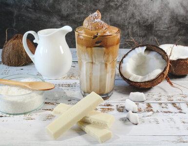 Pyszna i zdrowa śmietanka do kawy z olejem kokosowym – przepis