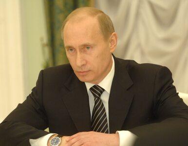 Putin chce się spotkać z prezydentem Gruzji