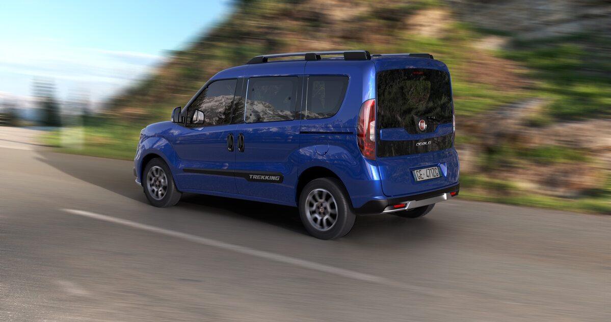 Nowy Fiat Doblo