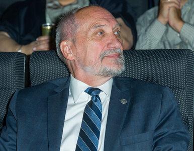 Macierewicz: Nie ma dnia, bym nie myślał o 10 kwietnia