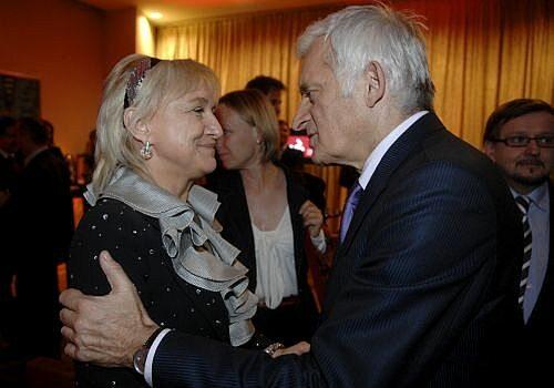 Człowiek Roku 2009 - Jerzy Buzek i Paulina Król