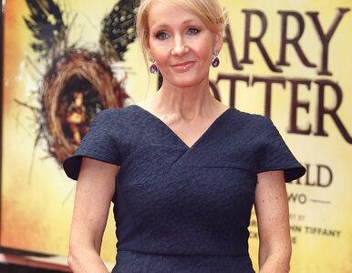 J.K. Rowling oskarżyła Trumpa o niestosowne zachowanie. Teraz przeprasza