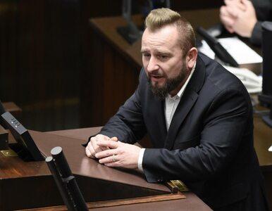 Liroy: Obywatel nie wysłał mnie do  Sejmu po to, żebym blokował mównicę