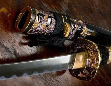 Aktor ugodzony samurajskim mieczem w trakcie próby teatralnej