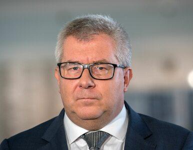 """Zaskakujący wpis Ryszarda Czarneckiego. """"O ciągnięciu pani pewnie wie..."""