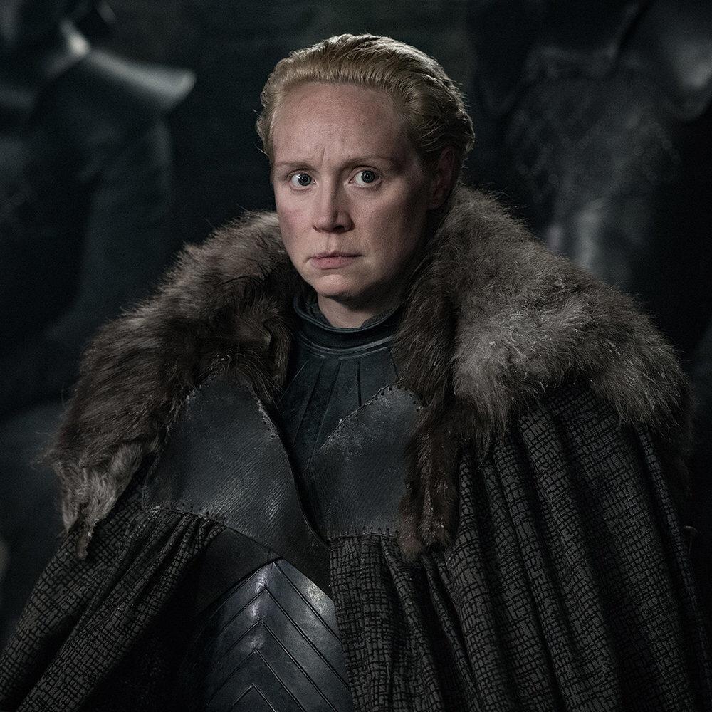 """Brienne z Tarthu w 8. sezonie """"Gry o tron"""""""