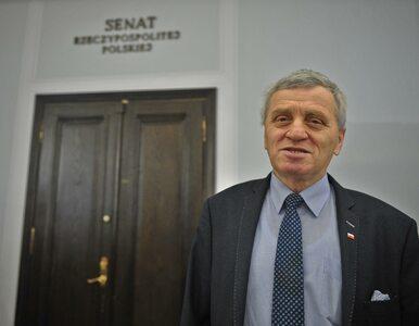 Senator PiS w opałach, CBA wystąpiło z wnioskiem o uchylenie mu...