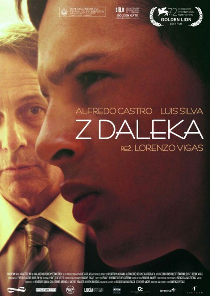 "Plakat filmu ""Z daleka"" (2015)"