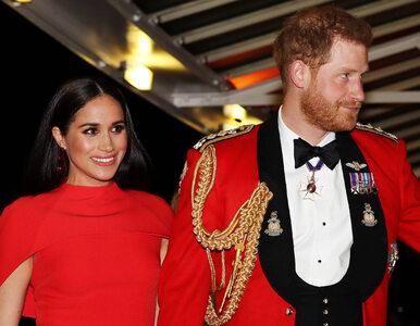 Meghan Markle i książę Harry przerywają milczenie. Oprah Winfrey:...