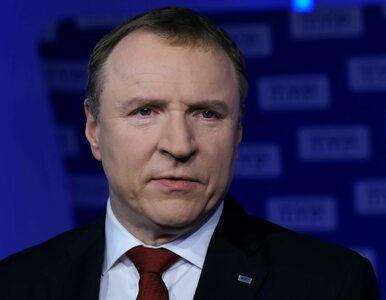 """Kurski o odejściu gwiazdy TVP. """"Nic nie poczułem"""""""