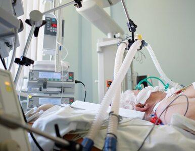 7 wolnych respiratorów na Podkarpaciu, 4 w Małopolsce. Nowe dane o...