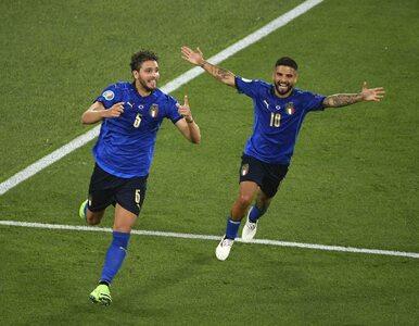 Euro 2020. Włochy – Walia. Piłkarze zawalczą w meczu o zwycięstwo w...