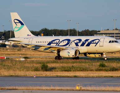 Słoweńskie linie lotnicze zawieszają loty. Ofiarami m.in. polscy siatkarze