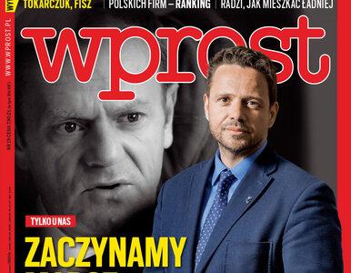 """Trzaskowski zapowiada marsz po władzę. Co jeszcze w nowym """"Wprost""""?"""