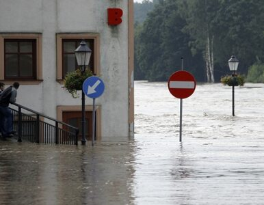 Strażak z Granowa utonął niosąc pomoc powodzianom