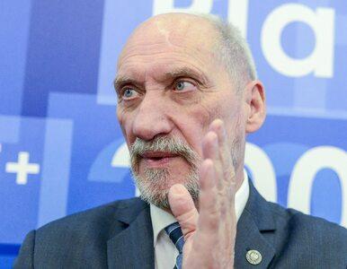 O. Rydzyk poręczył za Bartłomieja M.? Macierewicz komentuje zarzuty dla...