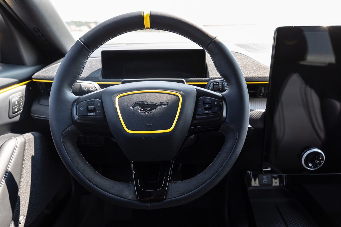 Specjalny egzemplarz Forda Mustanga Mach-E