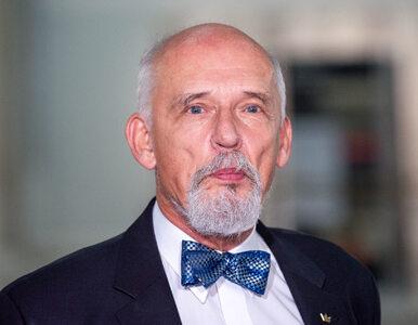 Korwin-Mikke rezygnuje z mandatu europosła. Wystartuje w wyborach na...
