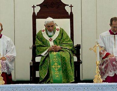 Papież: nadal słychać skargę wdów i sierot!