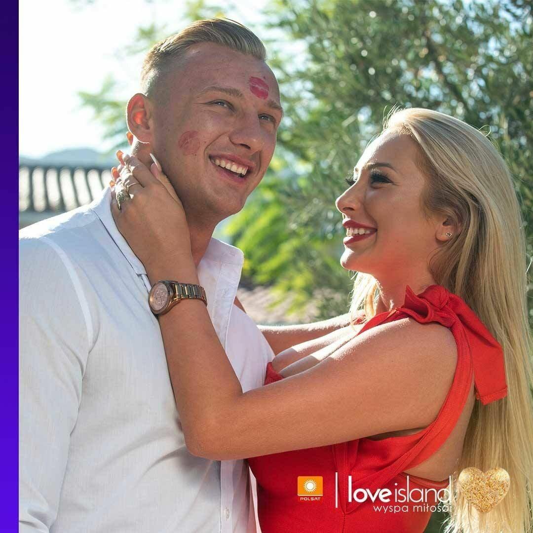 "Julia i Dominik z ""Love Island"", mat. prasowe"