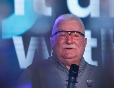 """Lech Wałęsa startuje z nowym kanałem. Zamierza """"pokazywać prawdę, a nie..."""