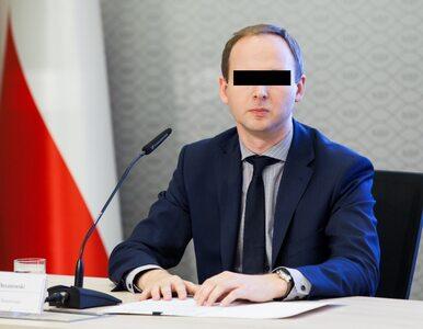 Afera KNF. Marek Ch. z zarzutem, grozi mu 10 lat więzienia
