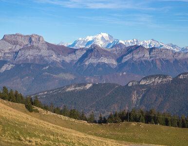 Tragedia w trakcie wspinaczki. Polka zginęła na Mont Blanc