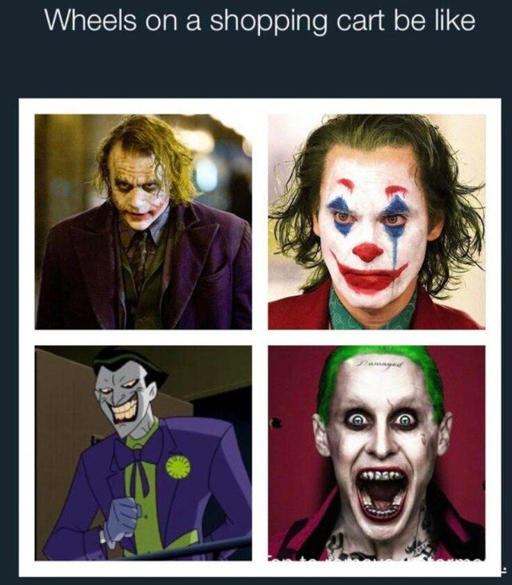 """Jared Leto publicznie poprosił, by nie wysyłać mu więcej memów z """"Jokera"""""""