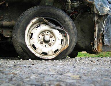 Wypadek pod Tarnowem. 7 rannych