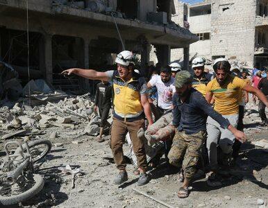 Raport ONZ oskarża Rosję o popełnienie zbrodni wojennych w Syrii
