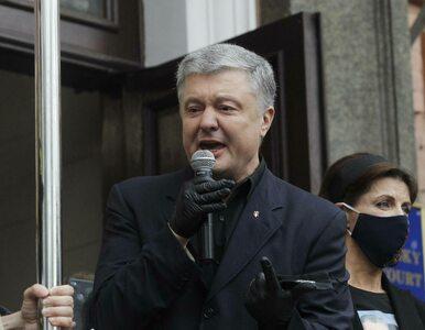 Petro Poroszenko hospitalizowany. Były prezydent Ukrainy zmaga się z...