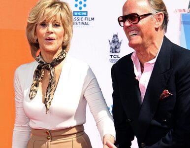 """Jane Fonda opowiedziała o jego ostatnich dniach swojego brata. """"Odszedł..."""