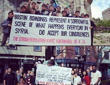 Syryjczycy: Boston? Mamy tak codziennie