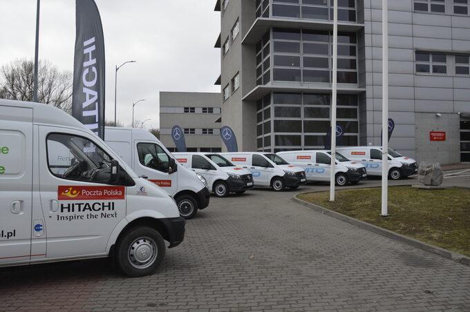 Poczta Polska _ testy aut elektrycznych o ładowności do 800  (4)