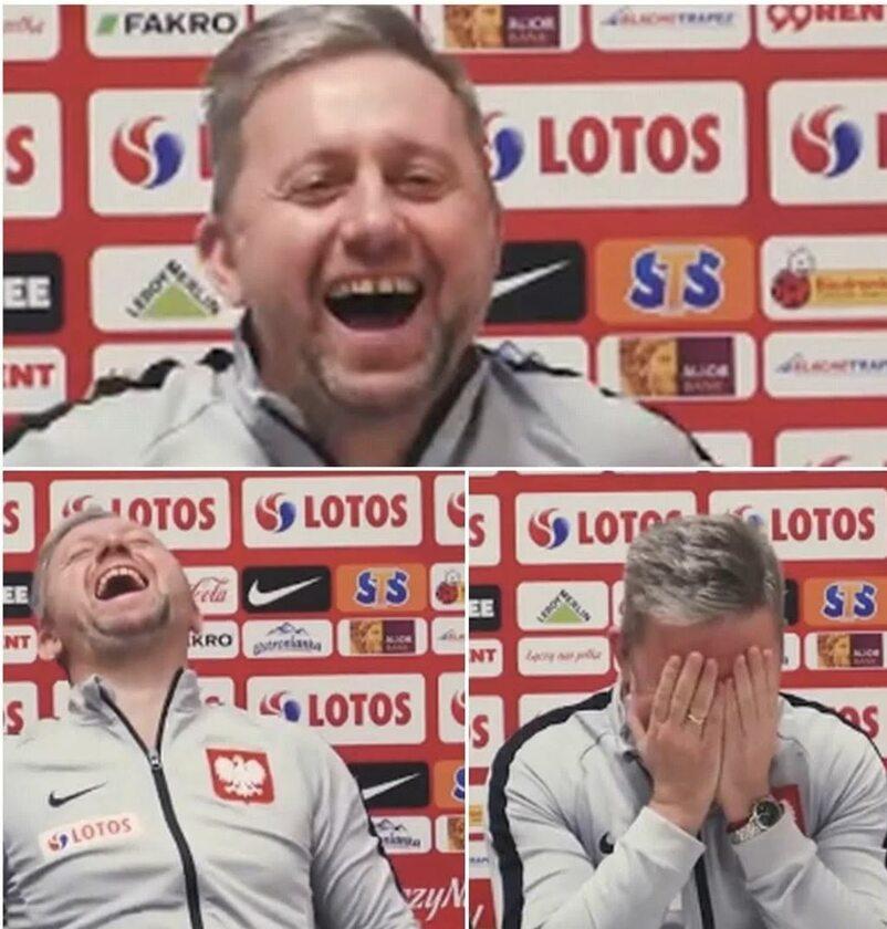 Mem po zremisowanym meczu z Rosją