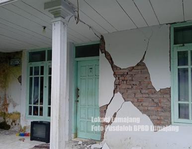 Potężne trzęsienie ziemi na Jawie. Są doniesienia o ofiarach
