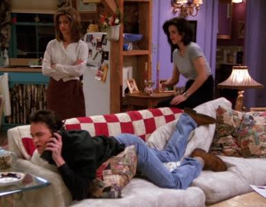 """Quiz z 20. odcinka serialu """"Przyjaciele"""". Dlaczego Rachel wraca od..."""