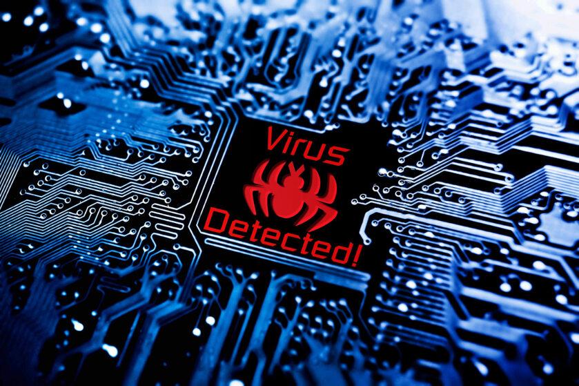 Wirus komputerowy