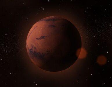 Skolonizujemy Marsa? Ma tam zamieszkać 80 tysięcy osób