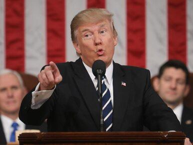 Trump poprosił o pieniądze na budowę muru granicznego. Na początek -...