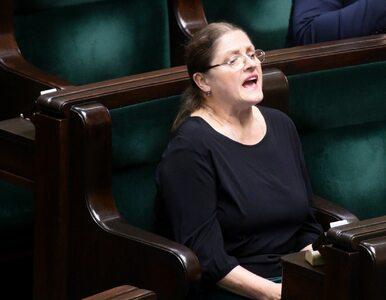 """PSL kontra Pawłowicz. """"Pani Krysieńko, nie to głosowanko"""""""