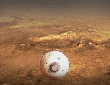 To już dziś. Łazik Perseverence wyląduje wieczorem na Marsie