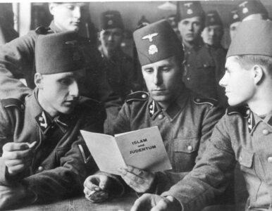 """Muzułmańscy ochotnicy w III Rzeszy. SS """"Handschar"""" i Hitler"""