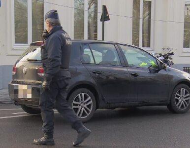 Ewakuacja Parlamentu Europejskiego. Odholowano podejrzane auto