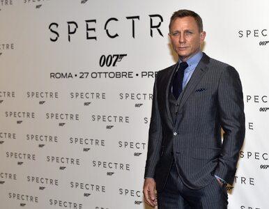 Daniel Craig miał wypadek na planie. Produkcja Bond 25 wstrzymana