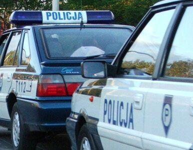 Uciekali przed policją i... staranowali radiowóz